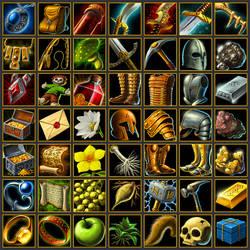 Forsaker Icons