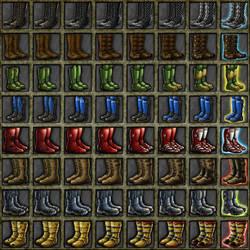 Deadlands:3000 Boots
