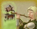 Dryad's Flute