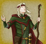 Elf Magic User