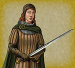 Human Female Fighter