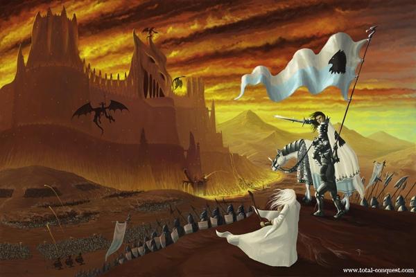 Total Conquest by quellion