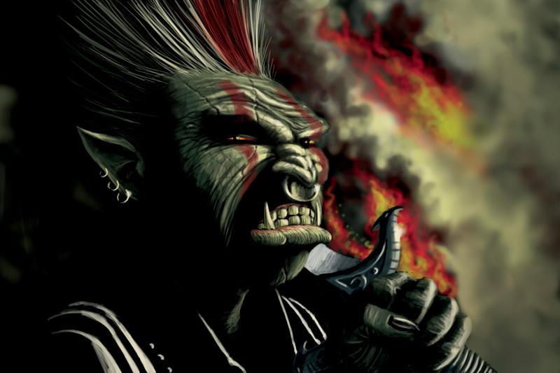 Battlemonger by quellion