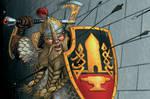 Dwarven Defender