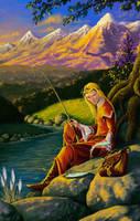 Injerin Elf by quellion