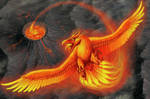 Phoenix by quellion