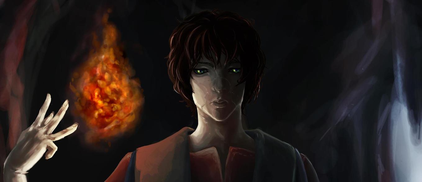 Tiefling Sorcerer: Detail By Zelemines On DeviantArt