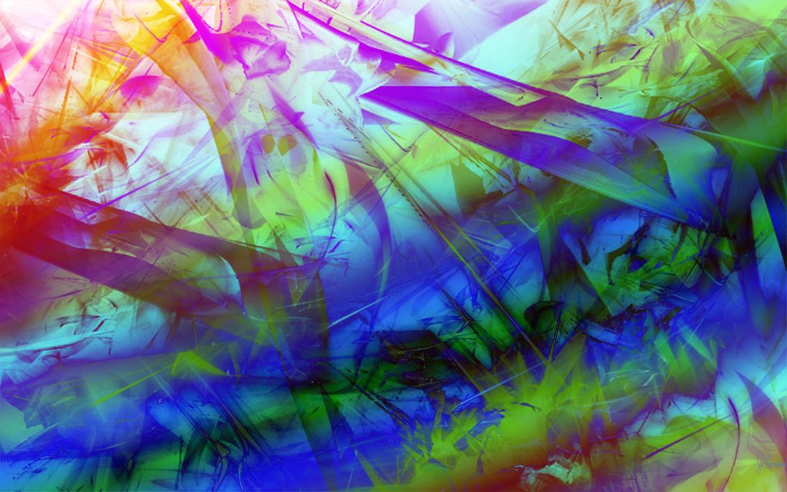 Peace Splatter Paint Backgrounds