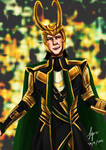 Loki - Art Trade