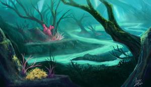 #2 Underwater River
