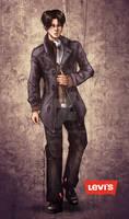 SnK: Corporal Levi Jeans