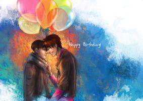 SnK: Happy Birthday by ZLynn
