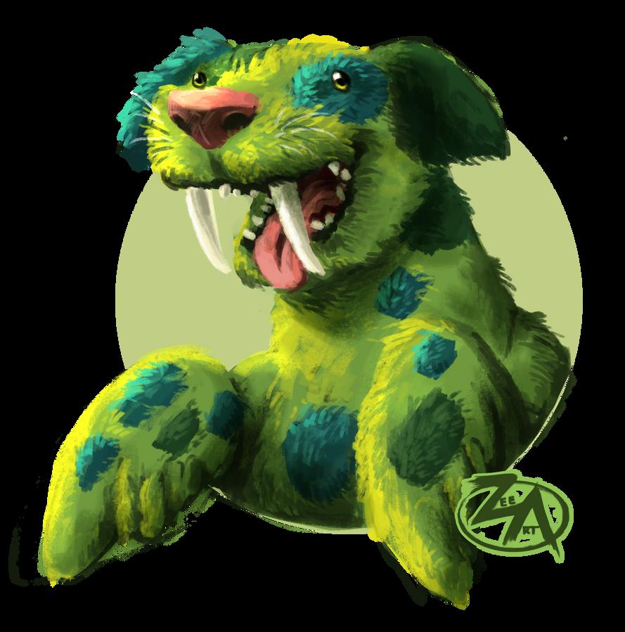Walrus Puppy by ZLynn