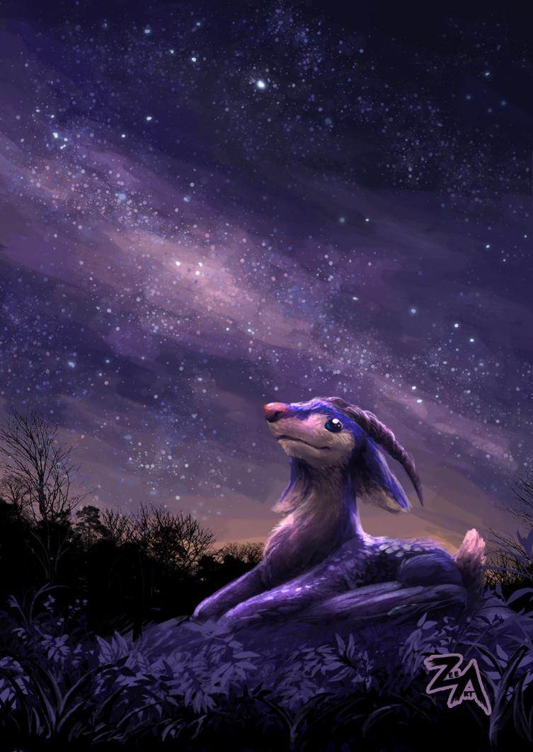 Starry Night by ZLynn