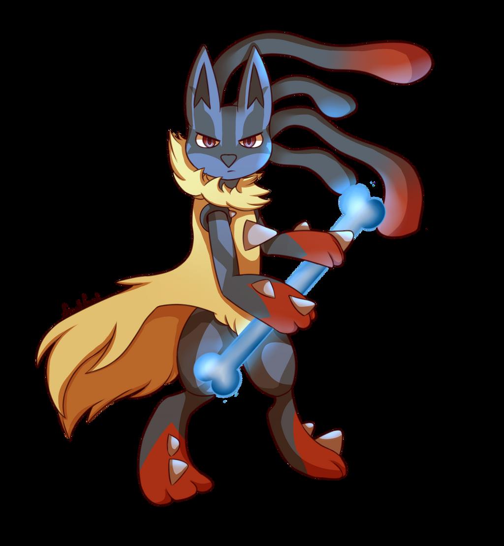 Pokemon Mega Lucario Images