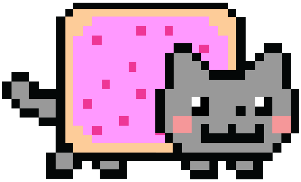 Nyan Cat Web Site