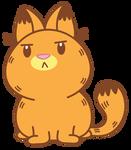 Chibi Garfield