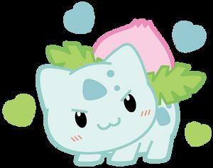Chibi Ivysaur