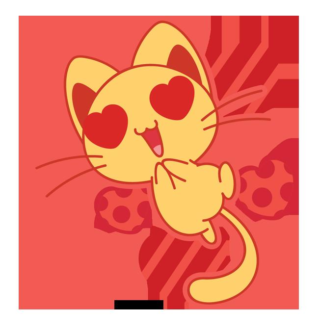 Valentine Kitty by Daieny