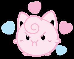 Chibi Jigglypuff by Daieny