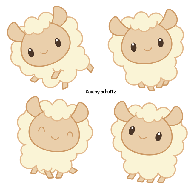 Brown Sheep By Daieny On DeviantArt