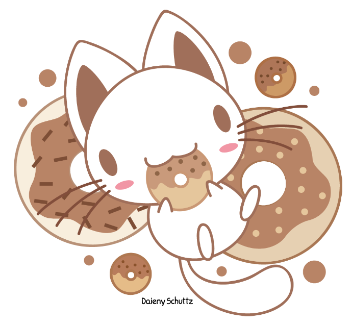 Donuts by Daieny