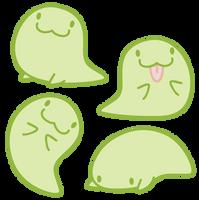 Chibi Slug by Daieny