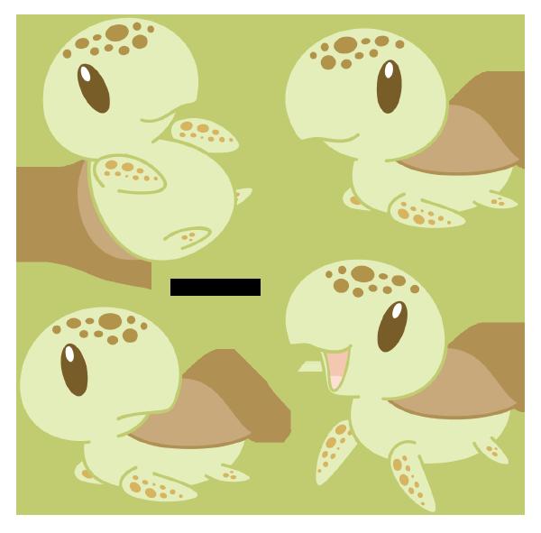 Chibi Loggerhead Sea Turtle By Daieny On DeviantArt