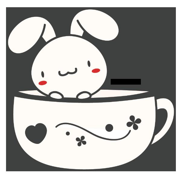 Bunny Tea by Daieny