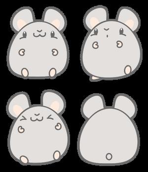 Chibi Hamster