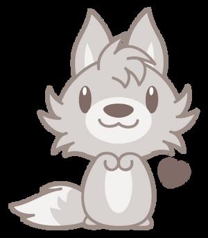 Huggable Wolf