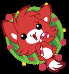 Christmas Foxuxo by Daieny