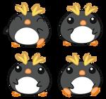 Little Macaroni Penguin