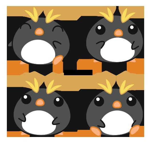 Little Macaroni Penguin By Daieny On Deviantart