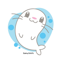 Cute Seal by Daieny