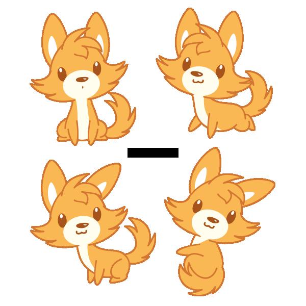 Fox Fox by Daieny