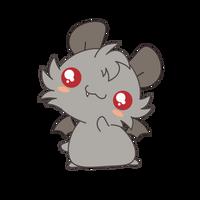 Vampire Hamster by Daieny