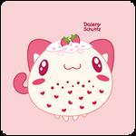 Strawberry Catke