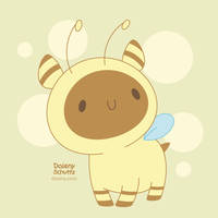 Beeathing by Daieny