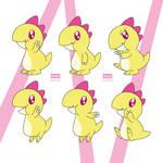 Dino Character