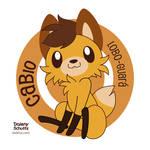 CaBio Maned Wolf