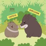 Cateto and Queixada