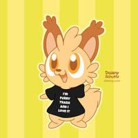 Furry Trash by Daieny