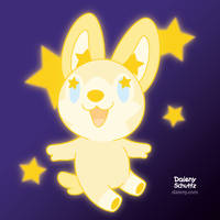 Star Corgi by Daieny