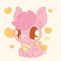 So Cutie Pig by Daieny