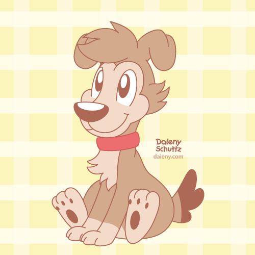 Bom Doggo by Daieny