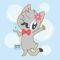 Shampoo Cat by Daieny