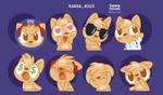 Kangaroo Emotes for Kanga_Roux