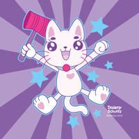 Cat Girl by Daieny