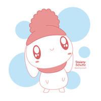 Winter Bunny by Daieny